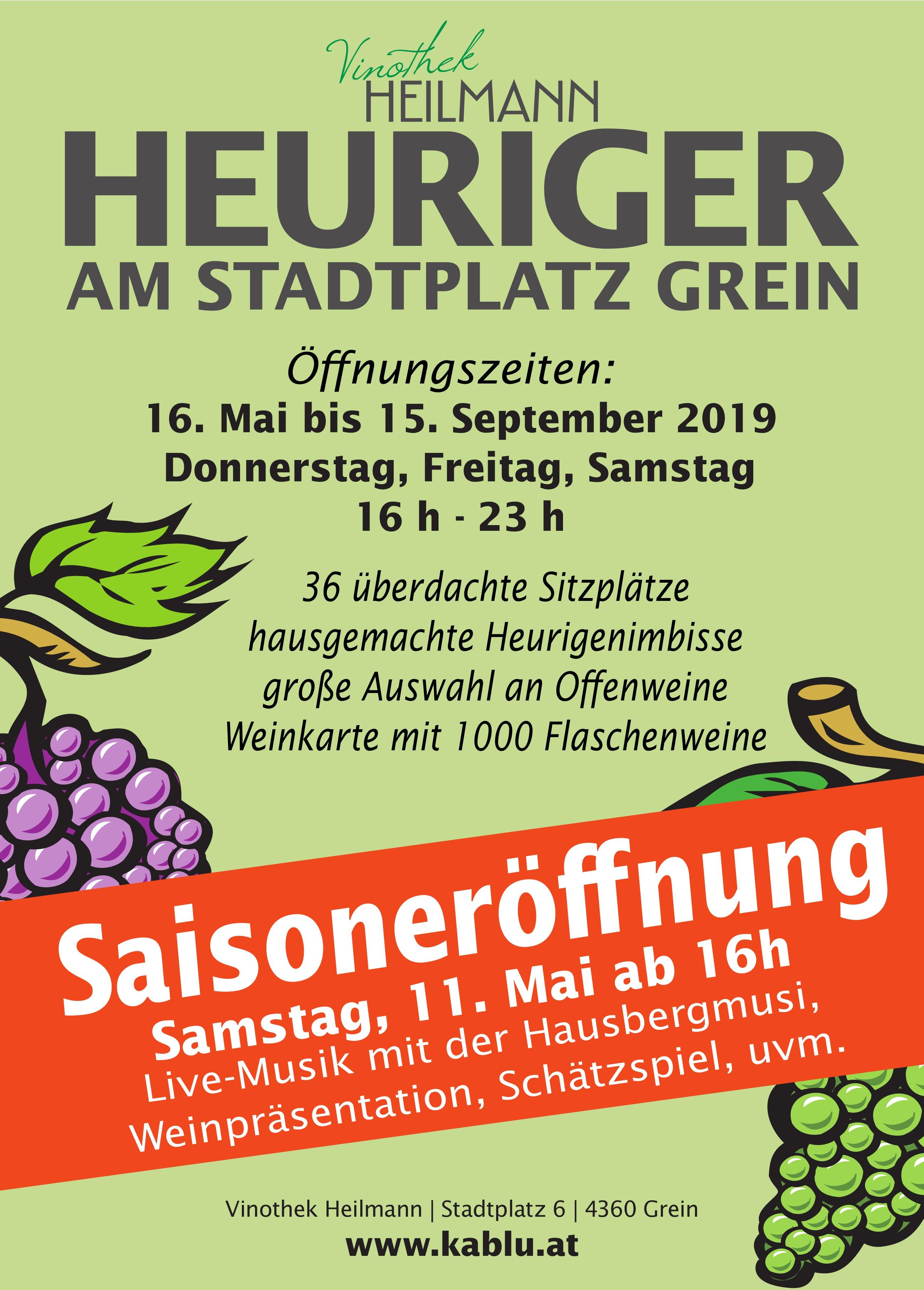 Heurigeneröffnung 2019 (1)