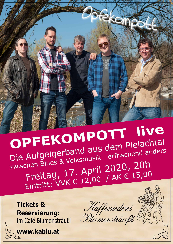 Konzert Opfekompott 2020-04-17